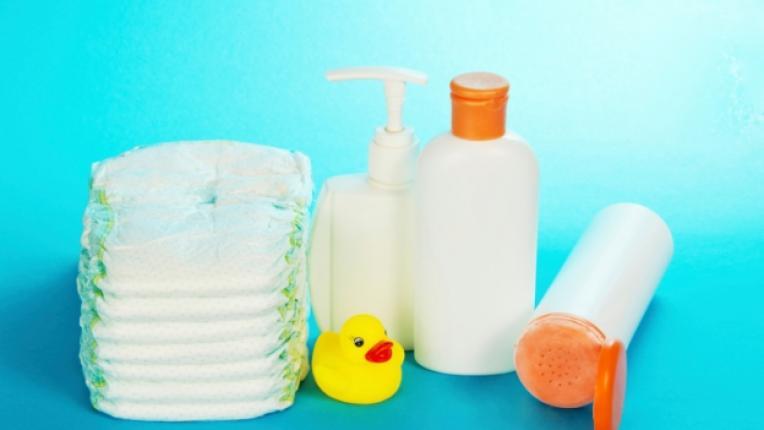 бебе козметика пудра пате баня
