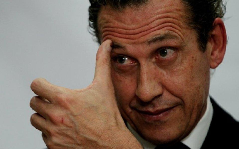 Бившият нападател на Реал Мадрид и бивш треньор на отбора