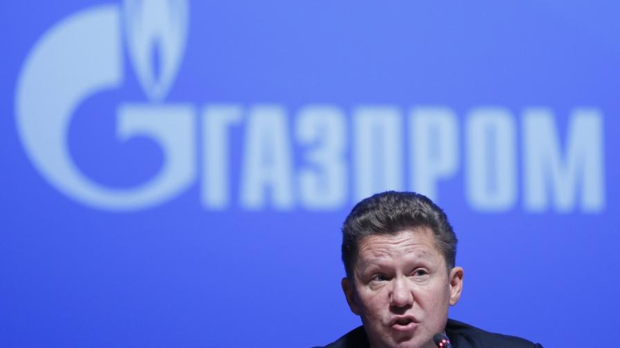 """""""Газпром"""": Европа да строи тръби за газ от """"Турски поток"""""""