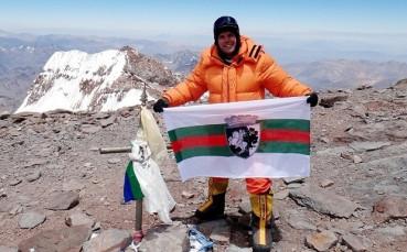 Атанас Скатов изкачи трети осемхилядник за сезона