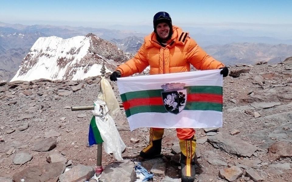 Алпинистът Атанас Скатов заминава за Чо Ойю и Еверест