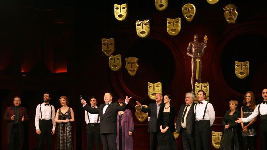 """Церемонията по връчването на наградите """"Аскеер - 2014"""""""