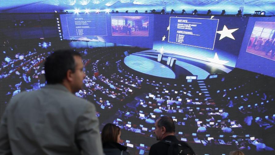 ЕНП остава най-голямата политическа сила в Европейския парламент