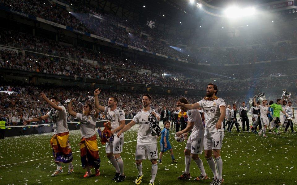 Реал и Атлетико играят за Суперкупата на Испания на 19 и 22 август