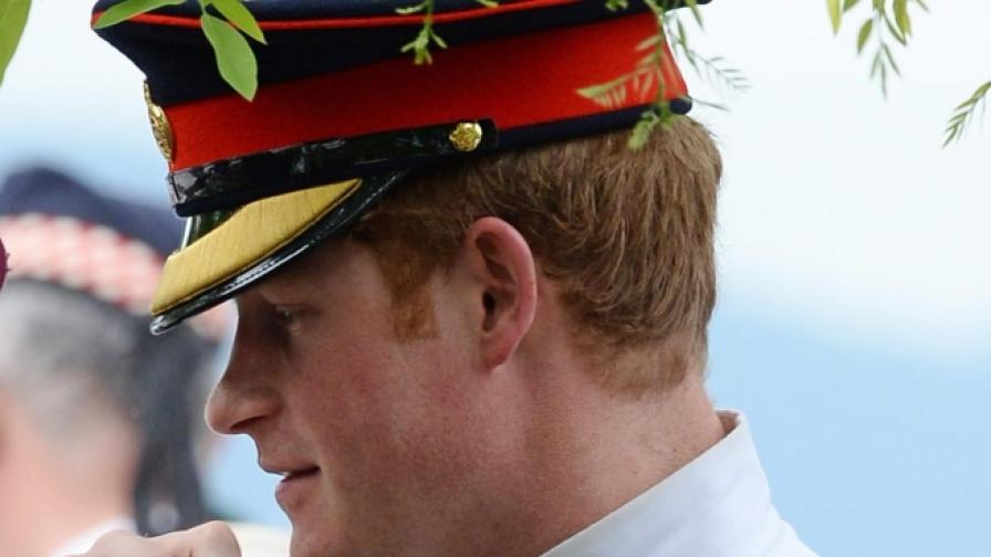 Принц Хари търси любов и иска деца