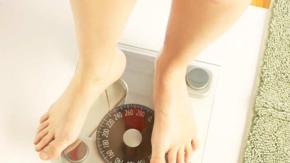 Наднорменото тегло – проблемът на българките