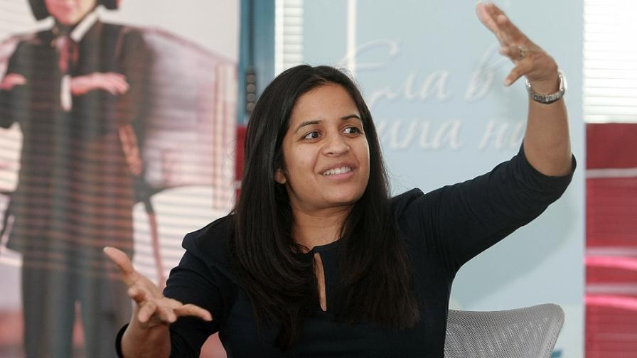 Младите и бизнесът: Решма Сохони и рисковият капитал