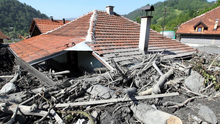 Щетите от наводненията на Балканите – около $3 млрд.