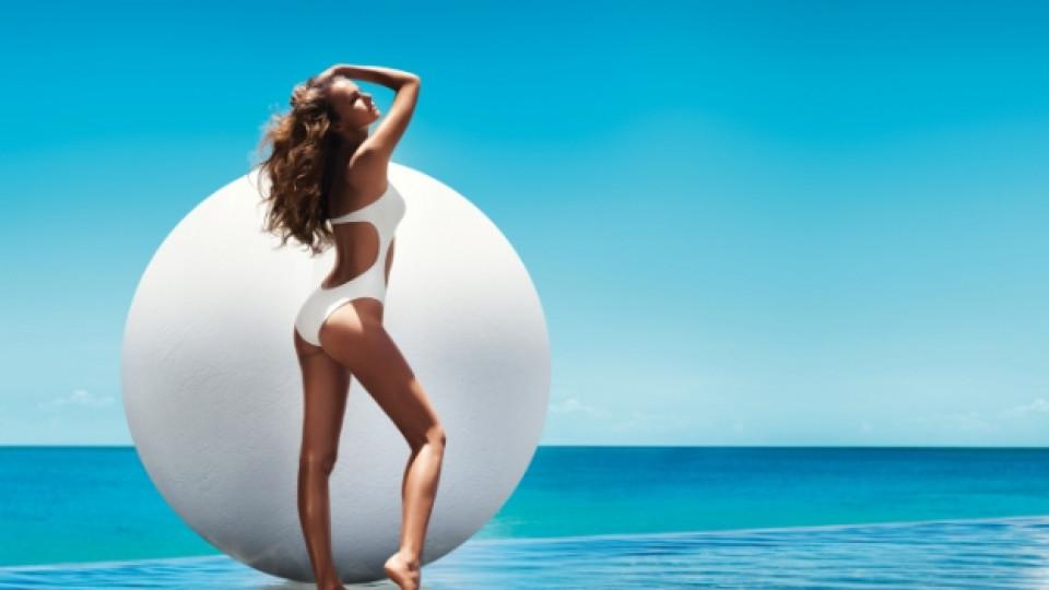 Шведският модел Филипа Хамилтън е новото лице на грижата за тяло Body Sculpter на Biotherm