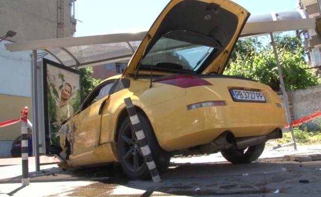 Гъркът, прегазил ученичка в Пловдив, е напуснал страната