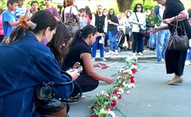Старозагорци затвориха улица заради смъртта на 4-годишно детенце