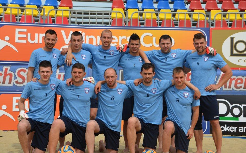 Треньорът на МФК Спартак доволен от участието в ШЛ