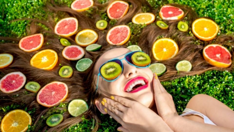 Кои са плодовете за прекрасна кожа