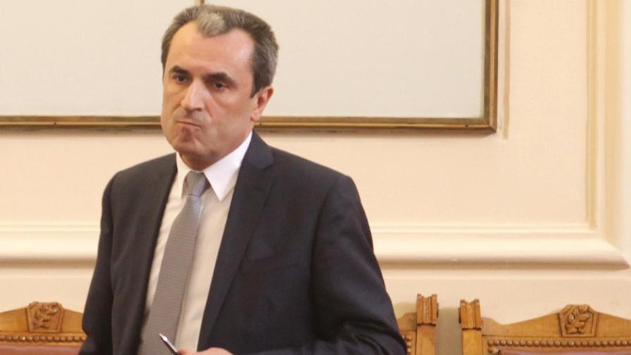"""Орешарски: Няма връзка между европарите и """"Южен поток"""""""