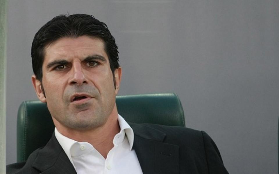 Гонзо: Мурсия е сериозен човек, знае всичко за играчите ни