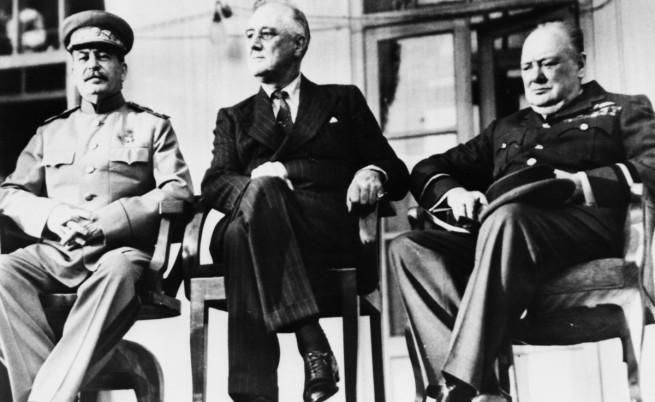 Путин: Неумолимостта на Сталин е победила нацистите