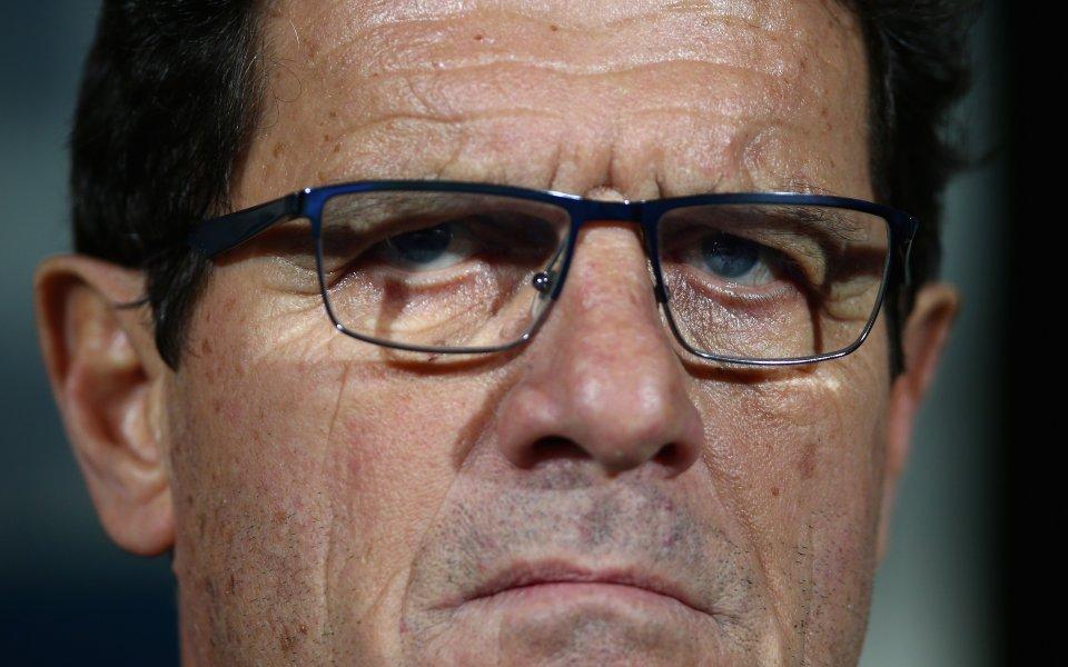Фабио Капело: Исках Меси в Ювентус