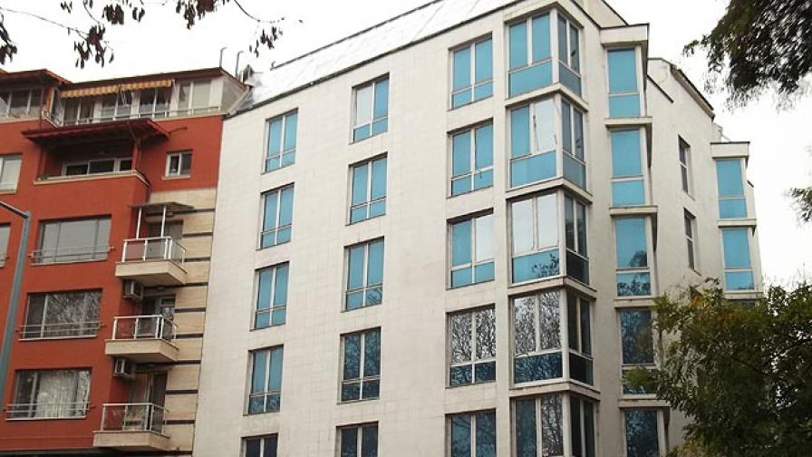 Хотелът на Кирил Рашков в Пловдив