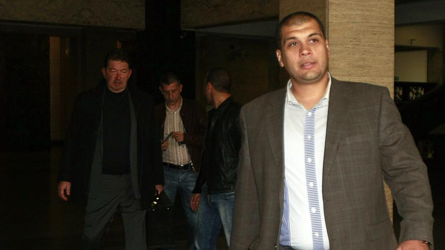 Димитър Аврамов в съда днес