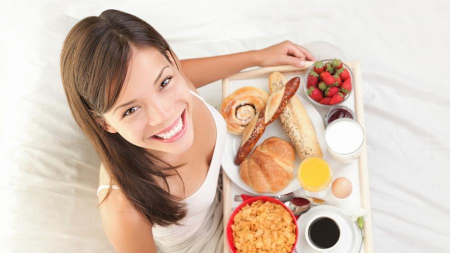 Защо стабилната закуска помага за отслабване