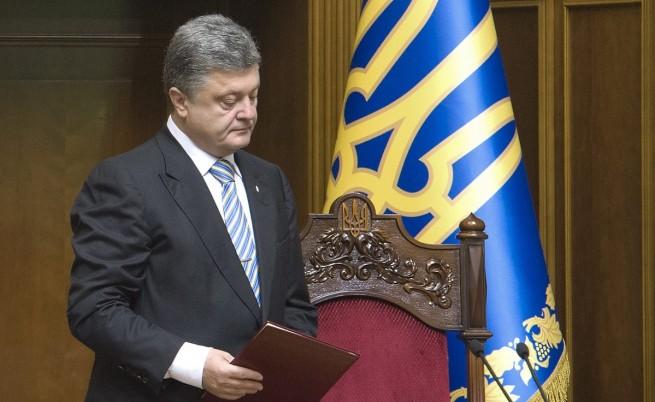 Петро Порошенко: Няма как да скъсаме връзки с Кремъл