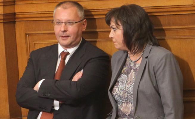 Корнелия Нинова: Оставам в БСП и подкрепям Станишев