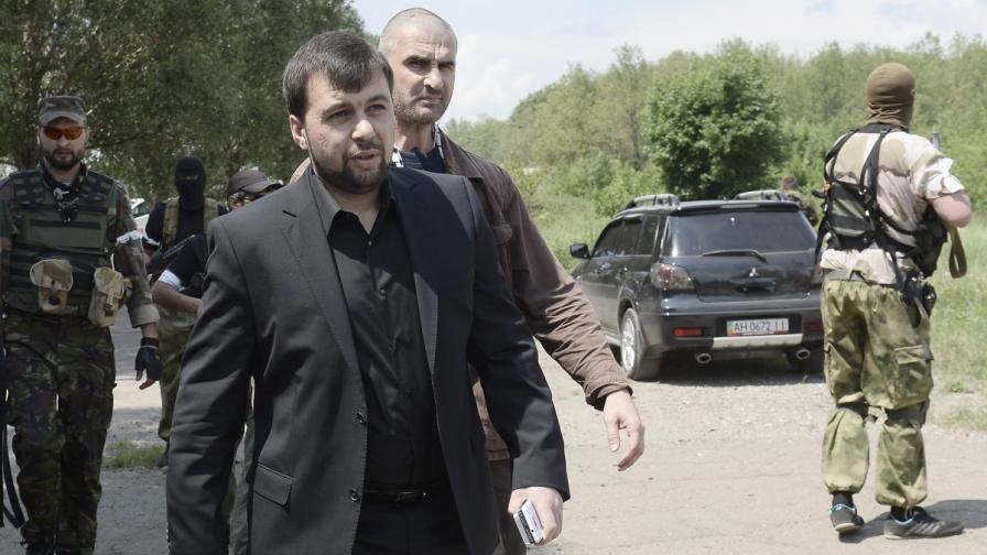 Нов атентат срещу лидера на донецките сепаратисти