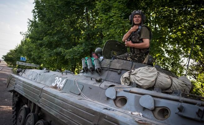 Украинските сили си върнаха контрола над Мариупол след щурм