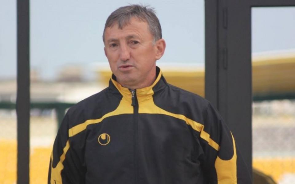 Легендата на Ботев Пловдив Марин Бакалов сподели своите мисли в