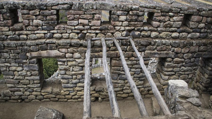 Швеция върна на Перу покров от времето преди инките