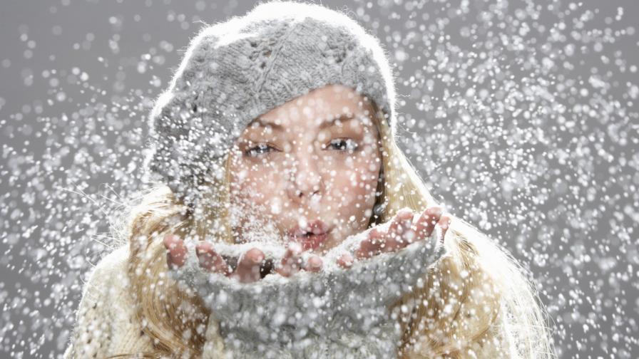 Юнски сняг изненада Естония