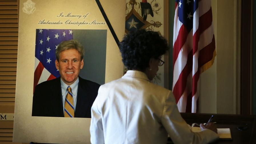 САЩ хванаха заподозрения за нападението над консулството в Бенгази