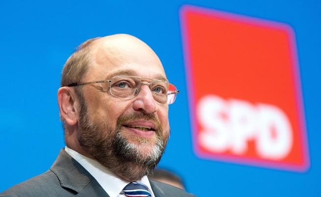 Лидерът на ГСДП Шулц иска Съединени европейски щати до 2025 г.