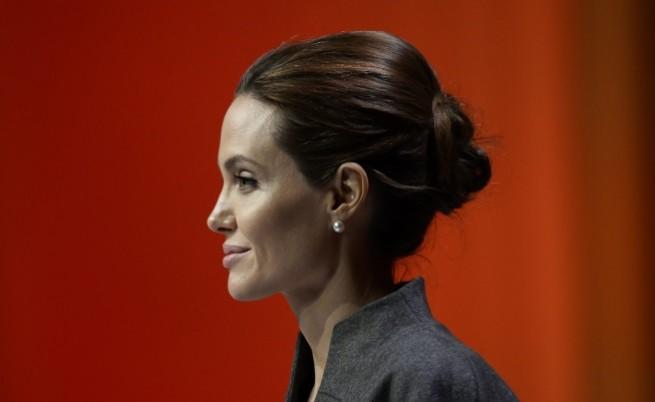 Анджелина Джоли с амбиции за политическа кариера