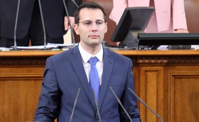 Станислав Анастасов положи клетва като министър на околната среда и водите
