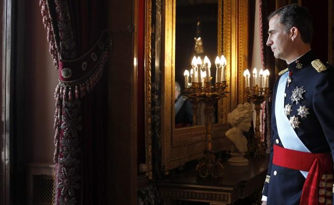 Крал Фелипе VI