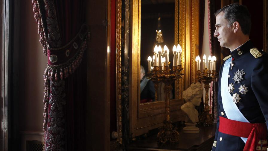 От полунощ Испания има нов крал
