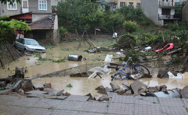 Десетки засегнати имоти във Великотърновско