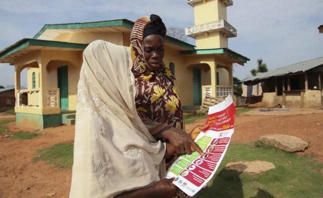 Епидемията от ебола в Западна Африка излезе извън контрол