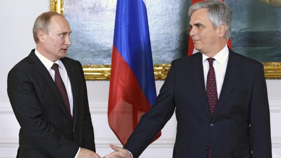 Путин: Русия не може да поставя условия за мира в Украйна