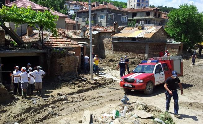 Намериха тялото на изчезналия Марин под руините в