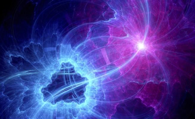 Откриха система с три масивни черни дупки