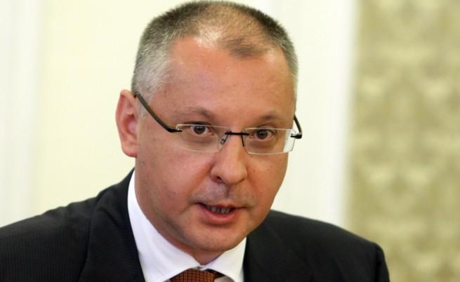 Сергей Станишев се оттегля от лидерския пост в БСП