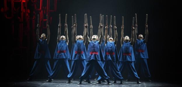 В спектакъла GАTЕWAY се преплитат невероятни акробатични номера и техники от бойното изкуство кунг фу
