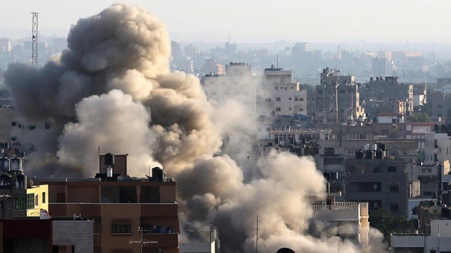 """Съветът за сигурност се събира заради Израел и """"Хамас"""""""