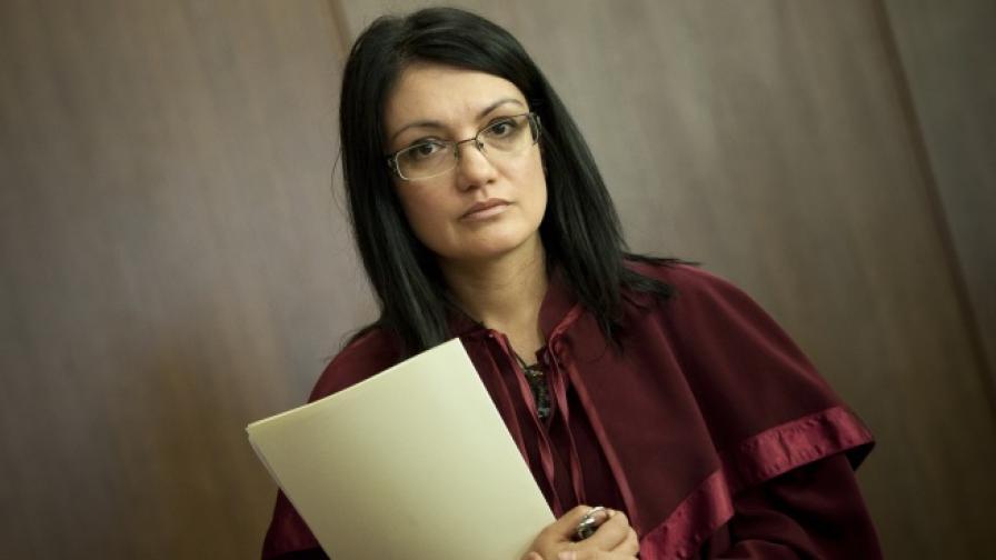 Административният ръководител на ВАП Ася Петрова
