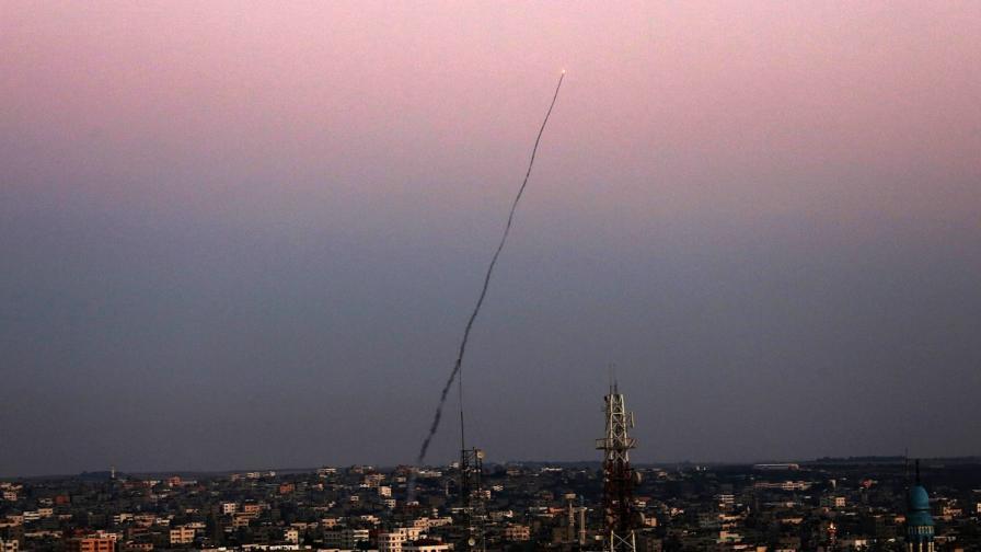 """Напрежението между Израел и """"Хамас"""" се покачва"""
