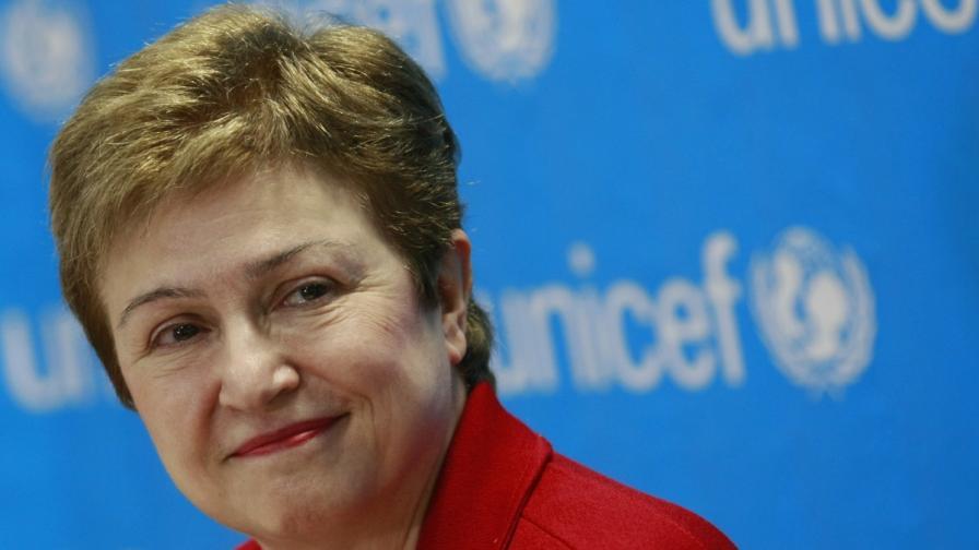 Кристалина Георгиева с радост ще приеме номинацията за еврокомисар, ако правителството я издигне