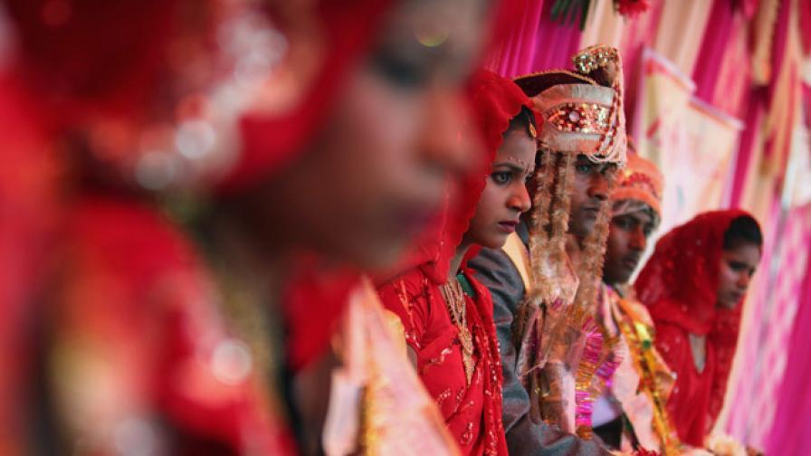 Нов закон: Ако сте спали заедно, вече сте венчани