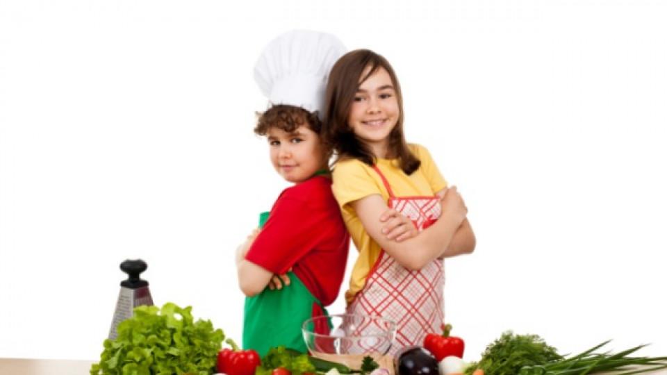 Здравословното хранене не значи да гладуваме